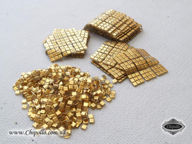 Декор с золотом