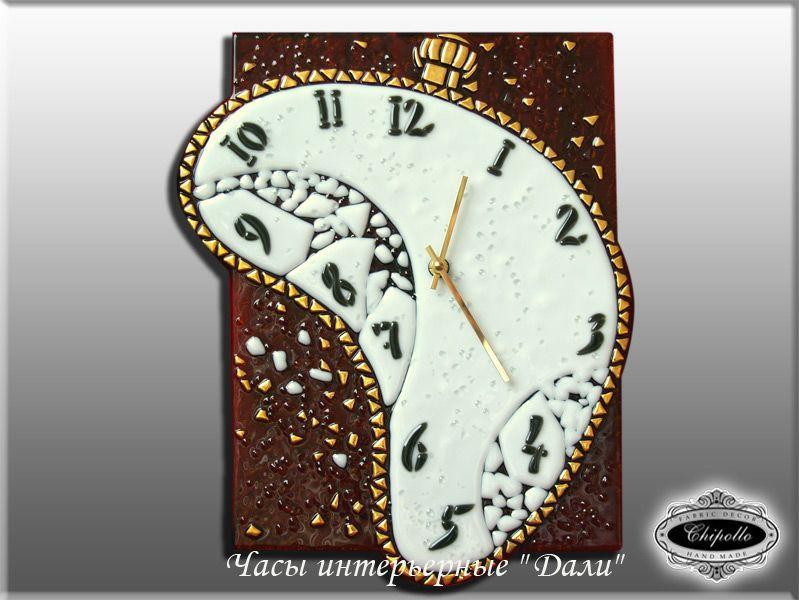 оформление часов декором (Духи)