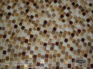 фрагмент плитки мозаики в хамам