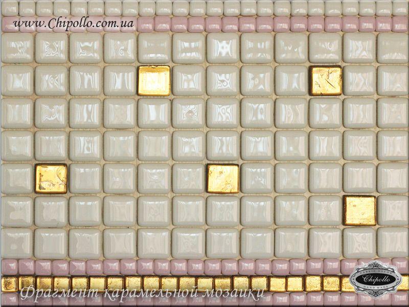 разработка карамельной мозаики