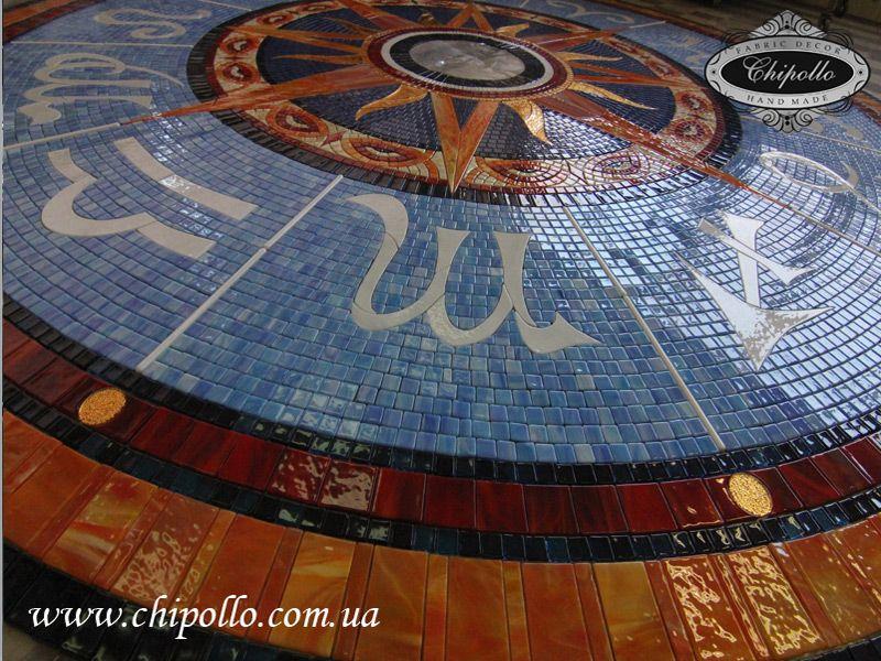 панно из элитной мозаики Знаки зодиака