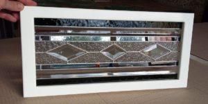 витражное стекло для кухонных фасадов