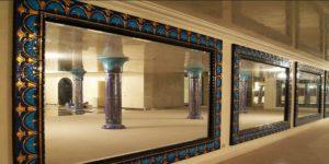 декоративные рамки для зеркал